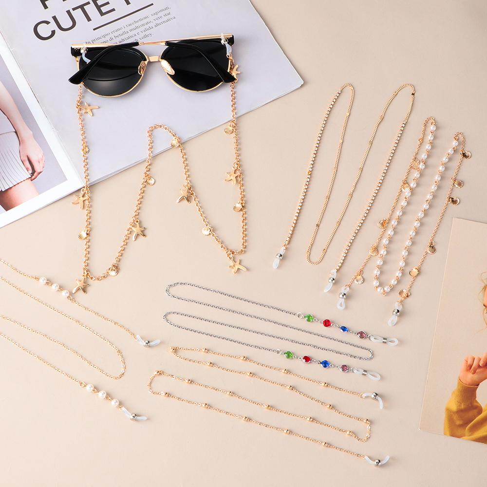 RS01# 1PC New Eyeglasses Chain Sunglasses Lanyards Spect...
