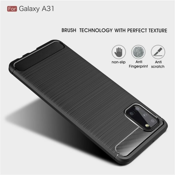 For Cover Samsung Galaxy A31 Case Soft Case For Samsung A 31 Cover For Fundas Samsung M31 M21 A71 A51 A41 A11 S20 Ultra A31 Case