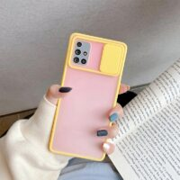 Camera Lens Protection Phone Case On For Samsung Galaxy A50 A70 A51 A71 Cases For Samsung A31 A10S A21 A10 A41 A01 M11 A30 Cover