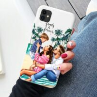 Candy Phone Case For iphone 12 SE 2020 Super Dad Mom Baby Girl Fashion Family Coque for Iphone 11 Pro Max X XS Max XR 6 7 8 Plus